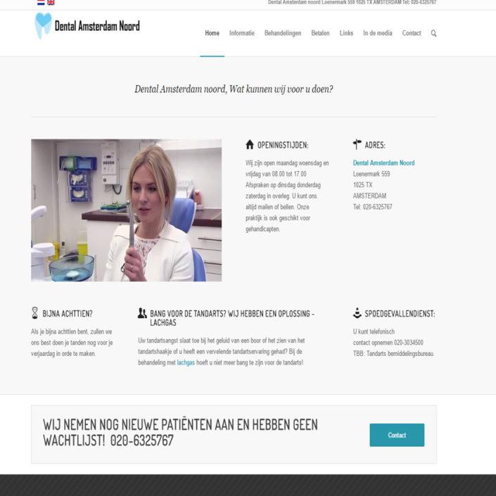 Dental Amsterdam noord